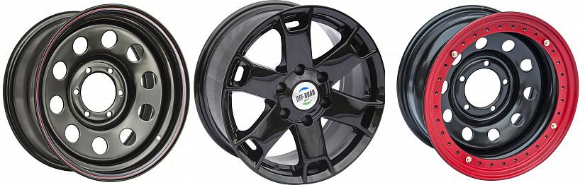Колесные диски OFF-ROAD Wheels